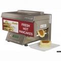 Производство оладушек. Popcake machine.